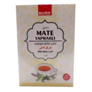 Nurs Mateli Beşi Bir Yerde Çay