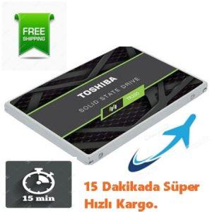 """OCZ TOSHIBA 240GB 555-540MB/sn SATA3 2.5"""" SSD TR200-SAT3-240G Avrupa En Ucuz Fiyat"""