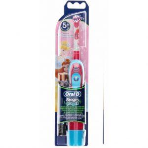 Oral-b Pilli Diş Fırçası Çocuk Prenses D2010k