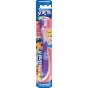 Oral-B Stages 3 5-7 Yaş Diş Fırçası