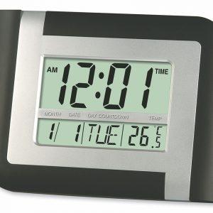 KENKO KK-5887 Duvar ve Masa Saati - Takvim - Termometre Ria Express Ödeme