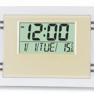 KENKO KK-6869 Duvar ve Masa Saati - Takvim - Termometre Western Union Ödeme