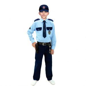 Polis Kostümü Çocuk Kıyafeti Western Union Ödeme
