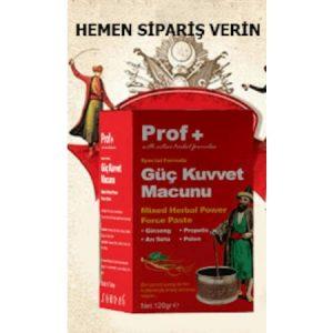 Prof + Güç Kuvvet Macunu %100 Orjinal - Padişah Macunu