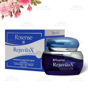 Rosense Rejuvilox Gece Kremi Kırışıklık Karşıtı 50 mLl