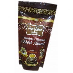 ŞahDibek Kahvesi Muteşem 7 Karışımlı Dibek Kahvesi (Kakuleli)