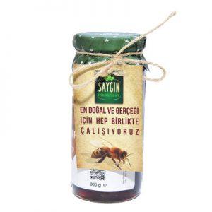 Saygın Kestane Balı 300Gr - Doğal Bal Çeşitleri