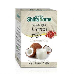 Shiffa Home Hindistan Cevizi Yağı 150 Gram x 2