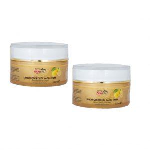 Softem Limon Çekirdeği Kremi 100 ML - 2 ADET