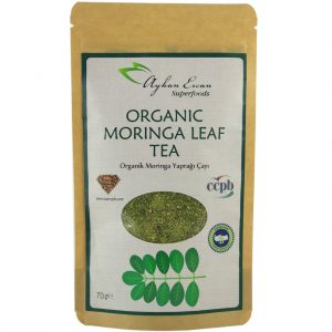 Superfoods Organik Moringa Yaprağı Çayı 70g