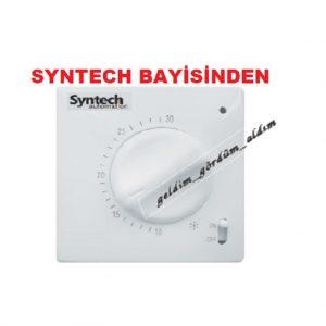 Syntech SYN - 175 Mekanik Oda Termostatı Kablolu Manuel Analog Hızlı Kargo