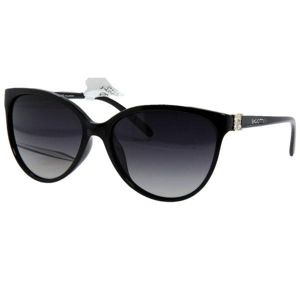 Taşlı Model Siyah Polarize Bigotti Milano Bayan Güneş Gözlüğü Western Union Ödeme