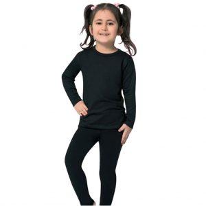 Tutku Kız Çocuk Termal Takım İçlik Alt Üst Uzun Kol Western Union Ödeme