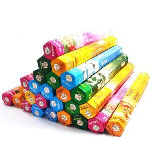 Tütsü Aloe Vera Kokusu 1 Adet (20 Sticks) Çubuk Tütsü