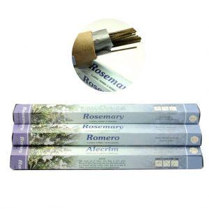 Tütsü Biberiye Kokusu (Rosemary) 1 Adet 20 Sticks - Çubuk Tütsü
