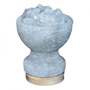 Tuz Çanak Kaya Tuzu Lambası Çankırı 1Kg