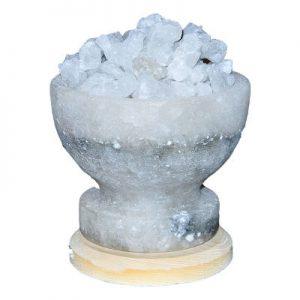Tuz Çanak Kaya Tuzu Lambası Çankırı 2.5Kg