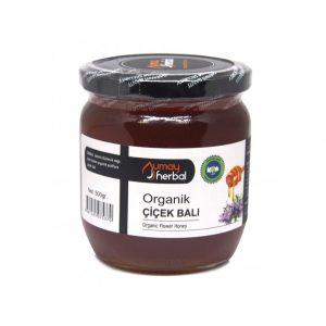 Umay Organik Çiçek Balı-500gr
