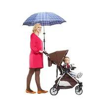Bisiklet Bebek Arabası Şemsiye Tutucu Portatif Kol