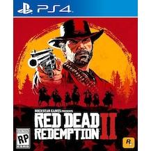 PS4 Red Dead Redemption 2 Haritalı Güvenlik Şeritli
