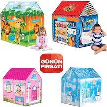 Çocuk Oyun Çadırı Oyun Evi Kız Erkek Model