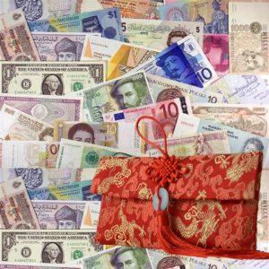 Orijinal Dünya Paraları Banknot Kağıt Çil Para Koleksiyonu