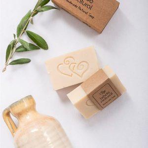 Bade Natural Keçi Sütlü Besleyici & Yenileyici Doğal Yüz Sabunu Avrupa Sipariş