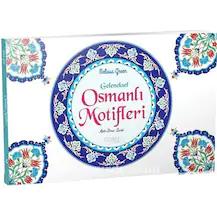 Geleneksel Osmanlı Motifleri Anti-Stres Yetişkin Boya Kitabı