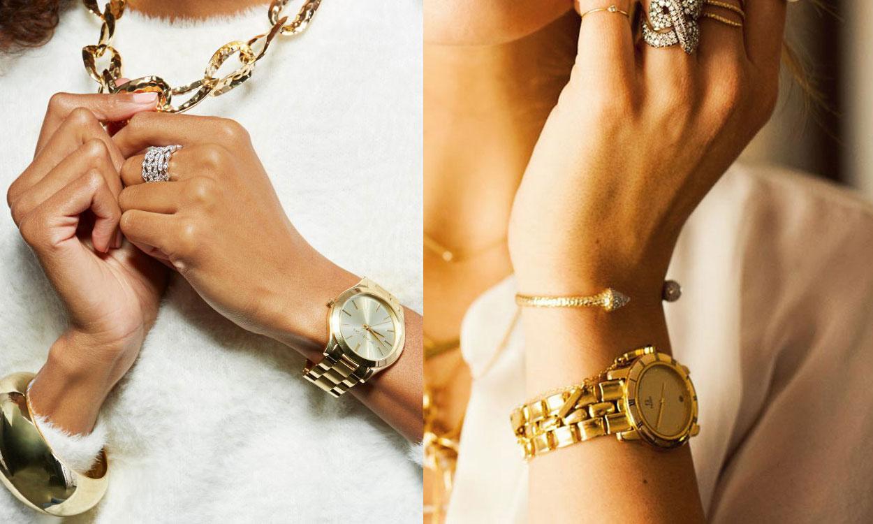 mücevher ve saatler