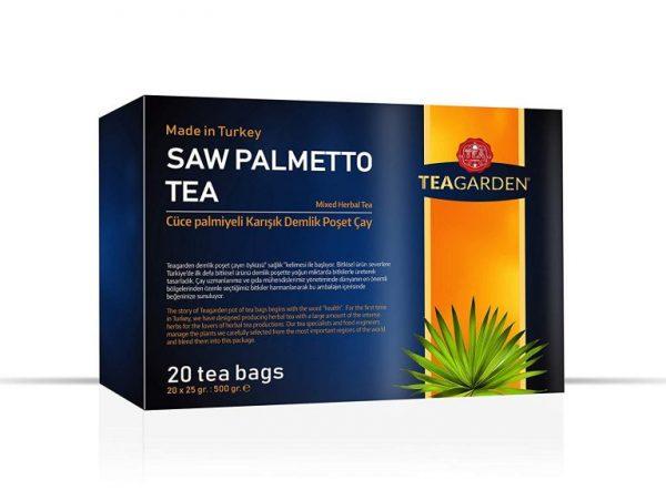 Teagarden Saw Palmetto Çayı 500GR