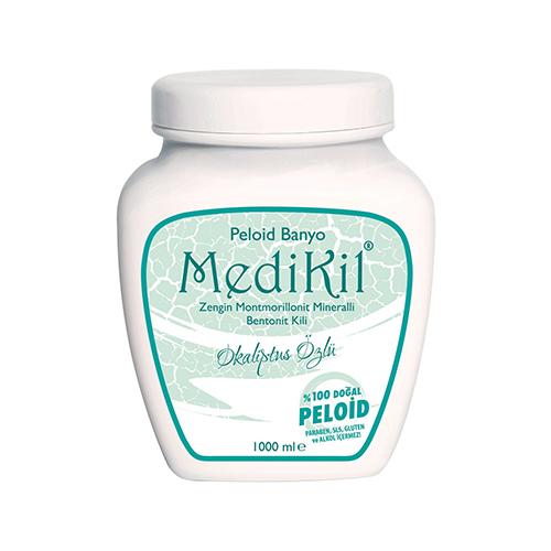 Medikil Peloid Ayak ve Banyo Terapisi - Okaliptüs Özlü 1000ML