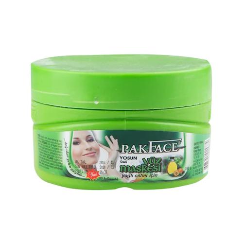 Pakface Yosun Özlü Kil Maskesi 250GR