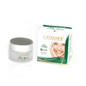 Lyonsey Professional Aloe Vera Cilt Bakım Kremi 50 ML