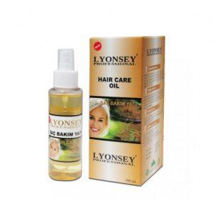Lyonsey Professional Hair Care Oil Saç Bakım Yağı 100 ML