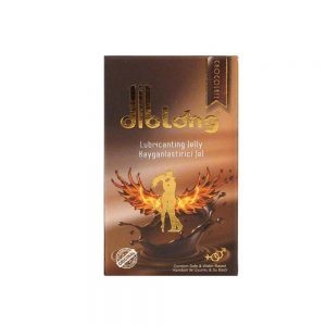 Diblong Lubricating Jelly Çikolatalı Jel 25 ML