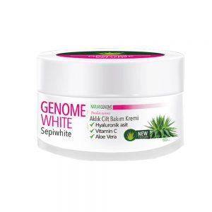 Genome White Aklık Bakım Kremi 50 ML