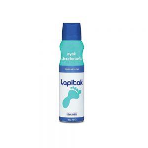 Lapitak Ayak Deodorantı  150 ML