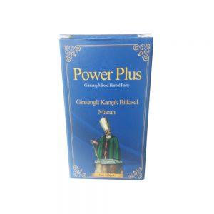 Power Plus Ginsengli Karışık Bitkisel Macun 120 GR
