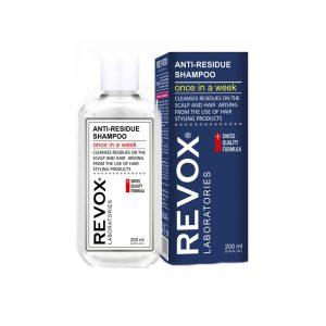 Revox Anti Residue Shampoo Kalıntı Giderici Şampuan 200 ML