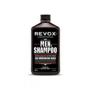 Revox Men's Shampoo Erkeklere Özel Şampuan 400 ML