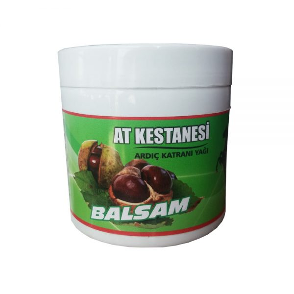 Norman At Kestanesi Ardıç Katranı Yağı Balsam 500 ML