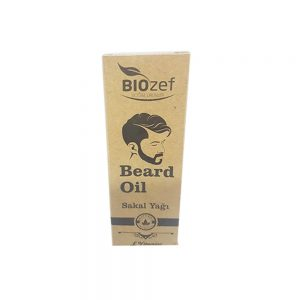 Biozef Beard Oil Sakal Yağı 50 ML