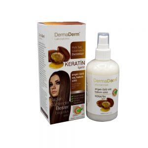 Dermaderm Argan Özlü Saç Bakım Sütü 250 ML