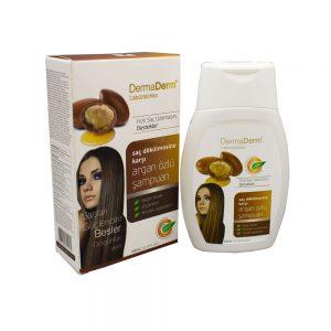 Dermaderm Argan Yağlı Şampuan 300 ML