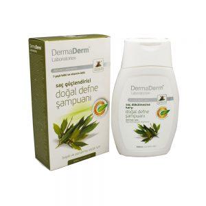 Dermaderm Doğal Defne Özlü Şampuan 300 ML