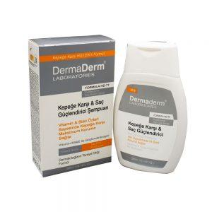 Dermaderm Kepek Önleyici Şampuan 300 ML