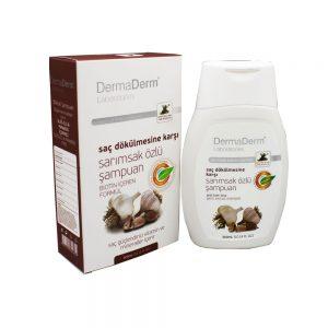 Dermaderm Sarımsak Özlü Şampuan 300 ML