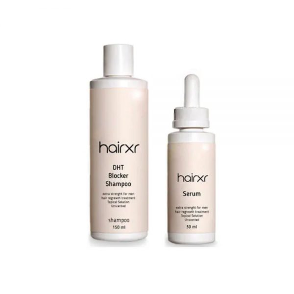 Hairxr Şampuan ve Serum Set
