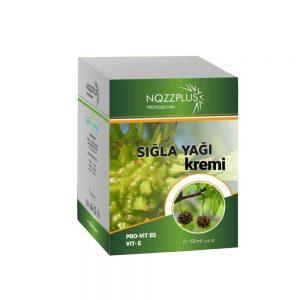 Nozz Plus Saf Sığla Günlük Yağı Kremi 100 ML