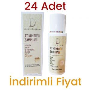 24 Adet Diona At Kuyruğu Şampuan 24 x 300 ML